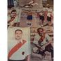 6 Poster De River Plate, Revista La Cancha, Subasta-oferta!