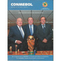 Revista Oficial De La Conmebol, Nº 125 (mayo-junio 2011)