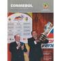 Revista Oficial De La Conmebol, Nº 100 (marzo-abril 2007)
