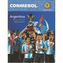 Revista Oficial De La Conmebol, Nº 137 (mayo-junio 2013)