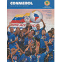 Revista Oficial De La Conmebol, Nº 102 (julio-agosto 2007)