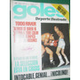 Revista Goles 1386 Nicolino Locche River Plate Vilas Tenis