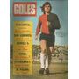 Goles / N° 1173 / 1970 / Tapa Heraldo Bezerra De Newell`s /
