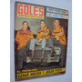 Revista Goles Nº 1044, Pairetti, Marincovich, Roux 1968
