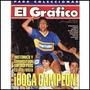 El Grafico Boca Campeon 1992 Marcico Cabañas Giunta
