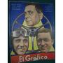 Revista El Grafico 1108 Gran Premio 1940 Avion Curtiss River
