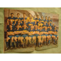El Grafico 1946 Lamina Boca Juniors Atlanta Campeon Racing