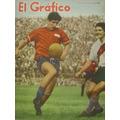 San Lorenzo Campeon 1959 El Grafico 2093 Tapa Independiente