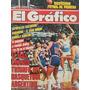 El Grafico 3484 15/7/1986 - Mundial De Basquetbol. Maradona
