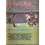 El Gráfico 2578 E-guia Del Futbol 1969/cuba En Europa-rugby