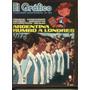 El Grafico Especial Nro 12 Argentina Rumbo A Londres 1966
