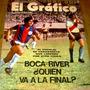 Antiguo Grafico Del Año 1972- S- Lorenzo Campeon !!!