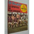 El Grafico Nº 2548 - San Lorenzo - Campeon Metro 1968