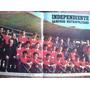 Independiente Campeon 1970 Lamina De El Grafico