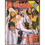 Argentina Campeon Mundial 1978 - Especial El Grafico!!!!