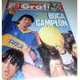 El Gráfico 3742 - Boca Campeón 1991 - Latorre