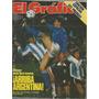 El Grafico / Nº 3062 / 1978 / Tapa Argentina