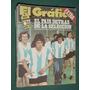Revista El Grafico 2853 Mundial Alemania 1974 Seleccion