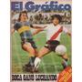 Boca 2 River 1 El Grafico 2925 /1975 Colon Belgrano Talleres