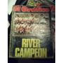 El Gráfico River Campeón Nacional 1979 Fillol Pasarella Luqu