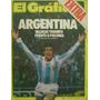 El Grafico Extra - Argentina Polonia - Mundial 1978