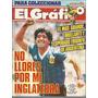 El Grafico / Nº 3481 / 1986 / Tapa Maradona /