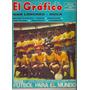 Revista El Gràfico Nº 2646 Selecciòn De Brasil Año 1970