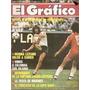 Revista Grafico 3412 Maradona Estudiantes Rio Cuarto Hockey