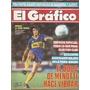 Revista El Grafico 3510 Pumpido Tiriac Pinino Mas Tarabini