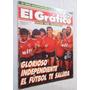 El Grafico Nº 3634 - Independiente Campeon Torneo 88/89