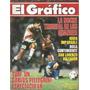 Revista Grafico 3461 Funes Kempes Boca Platense Talleres Tur