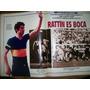 El Gráfico 3785 N- Antonio Ubaldo Rattin - Boca / Latorre