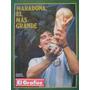 El Grafico Extra Nº 47 - Diego Maradona El Mas Grande
