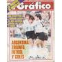 El Grafico 3426 Eliminatorias Argentina 3 Colombia 1 Gatti