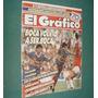 Revista Grafico 3629 Boca San Lorenzo Borghi Fillol Español