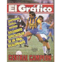Revista Grafico 3526 Rosario Central Campeon Omar Palma