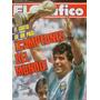 Revista El Grafico 3482 Mundial Mexico Argentina Campeon