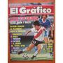El Grafico 3451 26/11/1985 River Clase Show Y Goles - Envios