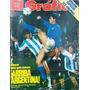 Revista Grafico 3062 Mundial Argentina 1978 Argentina Italia