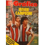 Revista Grafico 3124 River Campeon Argentina Mexico Dorignac