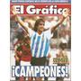 El Gráfico 3848 A- Batistuta Argentina Campeon De America