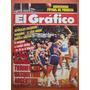 El Grafico 3484 15/7/1986 El Mas Grande Triunfo Del Basquet
