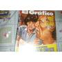 Revista El Grafico 3238 Menotti-maradona El Conflicto