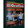 Revista El Grafico 3505 Argentina Campeon Rodriguez Domenech