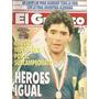 El Gráfico 3692 A-maradona-argentina Sub Campeon Mundial