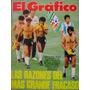 El Grafico Nº 3274 - Argentina Brasil, Mundial España 1982