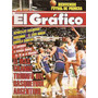 El Gráfico 3484 - Aispurua Argentina 74 Eeuu 70 - Mundial