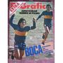 Boca Campeon 1981 Con Maradona / El Grafico 3228