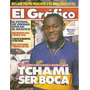 El Gráfico 3934 A- Alphonse Tchami- Boca/ Ferro 1 Racing 0