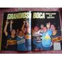 Boca Campeon Con Lamina / El Grafico 3565 De 1988
